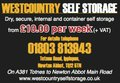 Westcountry Storage