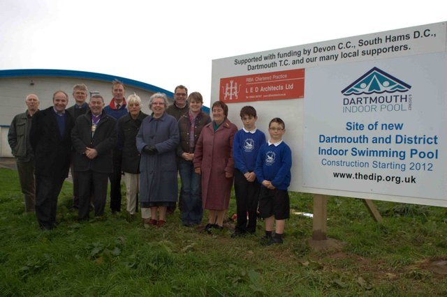 Dartmouth swimming pool group