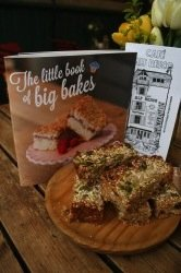 Alf's Fabulous Afternoon Tea for Rowcroft's Big Bake - 25 April