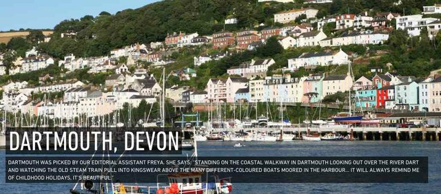 Dartmouth makes Rough Guides' Top Ten List.....