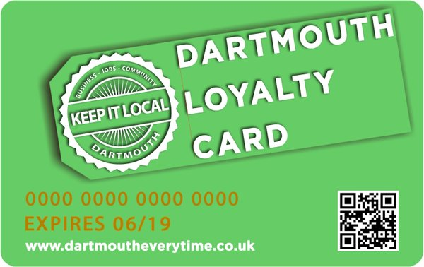 Dartmouth Loyalty Card