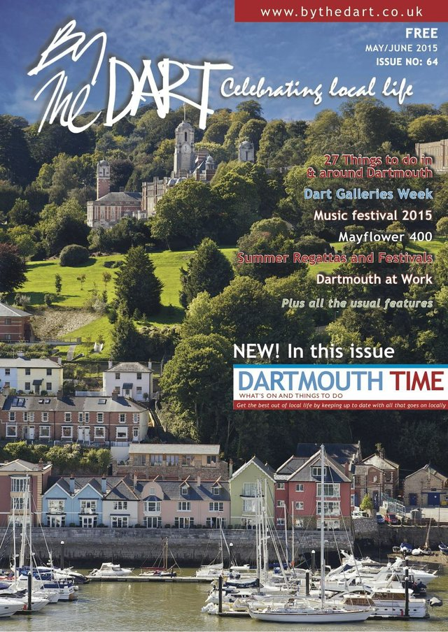 By The Dart magazine May 2015
