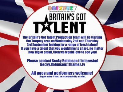 britains got talent in torbay