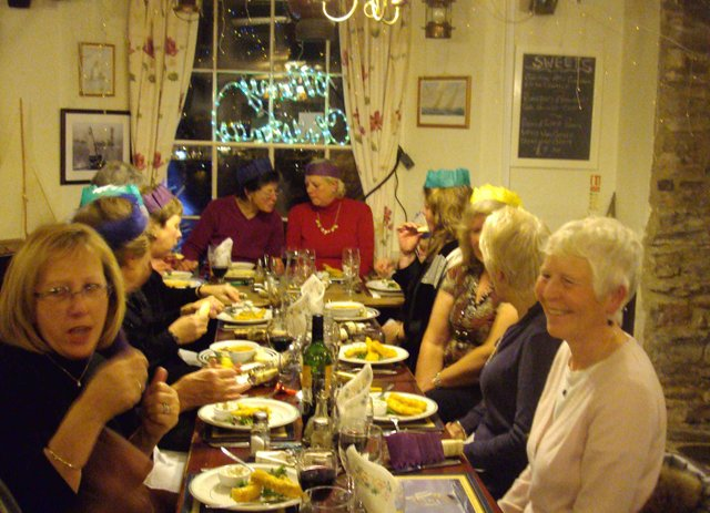 Christmas 2010 Kingswear