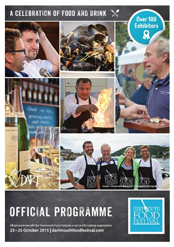 2015 Official Food Festival Programme
