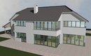 Design proposal, New House, Strete