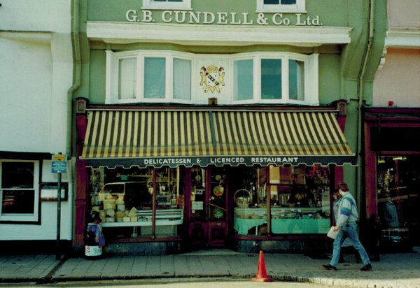 G.B Cundell & Co, Dartmouth