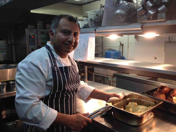 Ankur Biswas - Head Chef at The Royal Castle Hotel