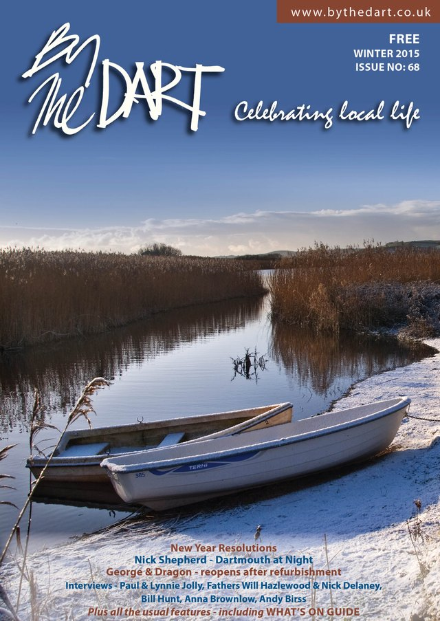By the Dart Front Cover December 2015