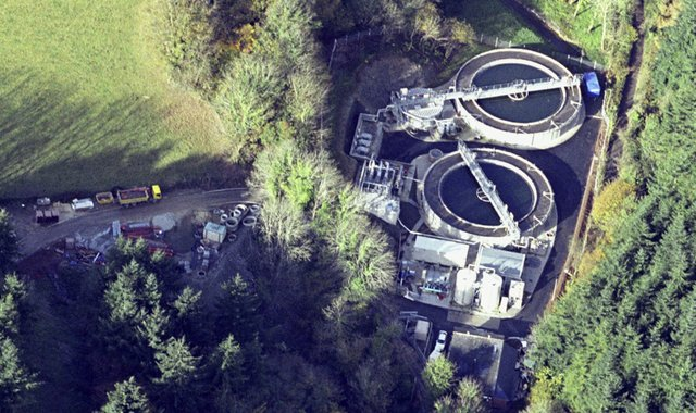 Dartmouth Sewage Treatment