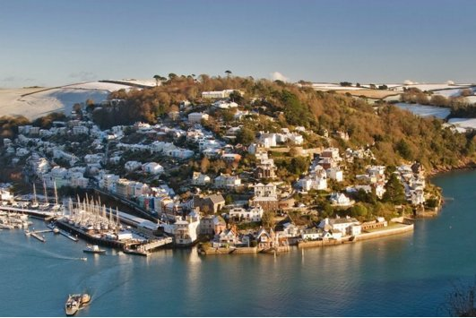 Dartmouth in Winter