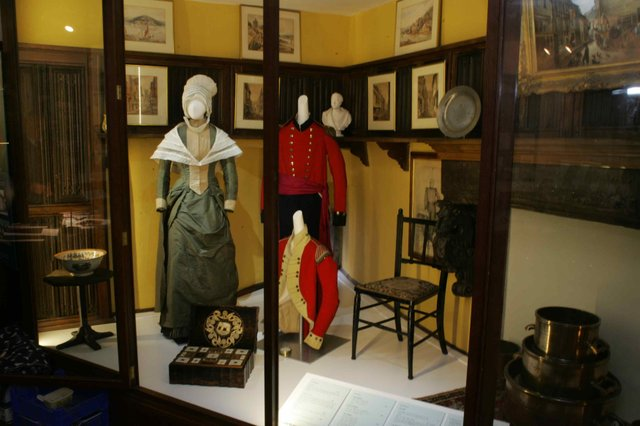 New Display at Dartmouth museum