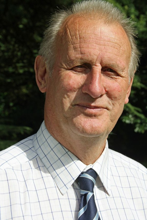 Cllr John Tucker, Elected Leader of the South Hams District Council