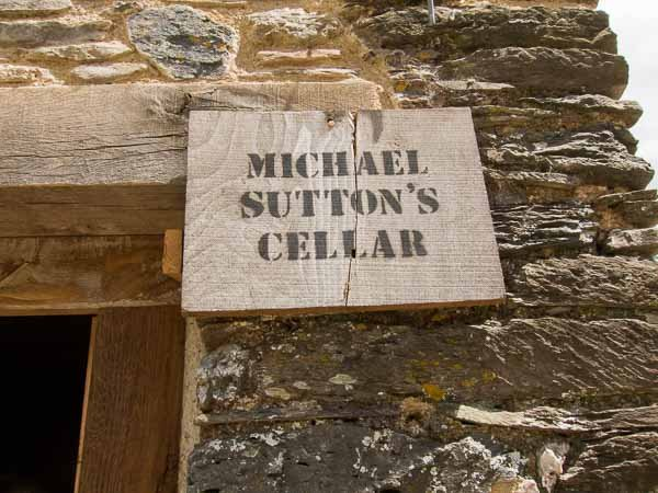 Michael Sutton's Cellar
