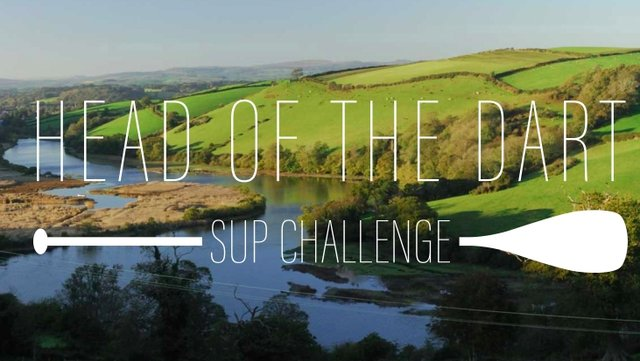 Head of The Dart SUP 2016