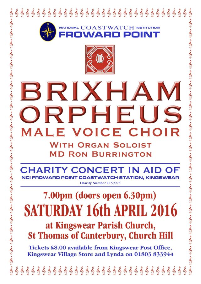 Brixham Orpheus Choir