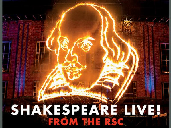 Shakespeare live from RSC
