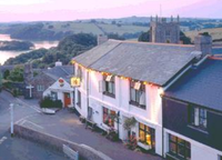The Red Lion, Dittisham