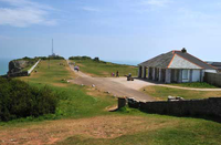 The Guardhouse Cafe, Berry Head