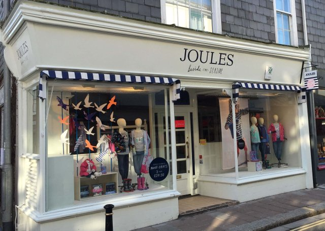Little Joules, Dartmouth