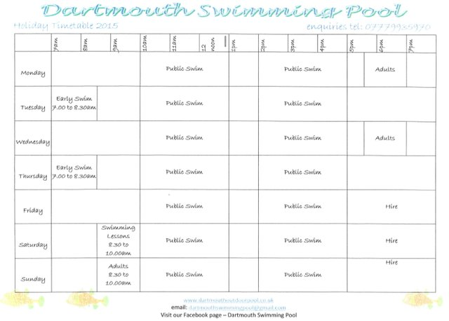 pooltimetable2016
