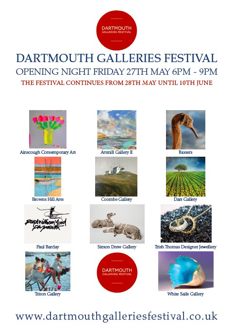 Dartmouth Galleries Festival 2016