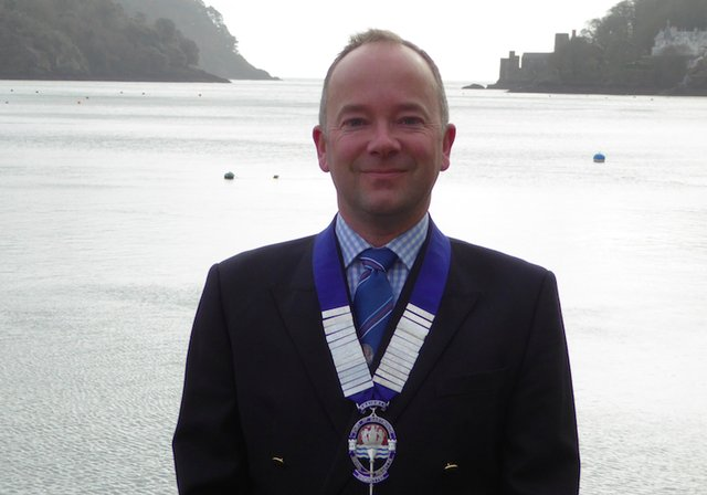 Ed Botterill, Dartmouth Regatta Chairman