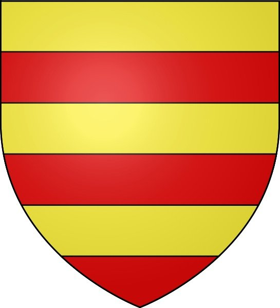 The arms of Du Chatel