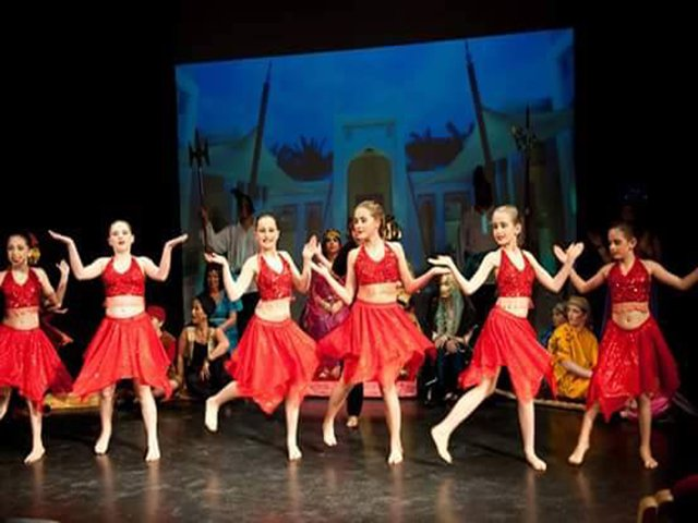 Dartmouth School of Dance