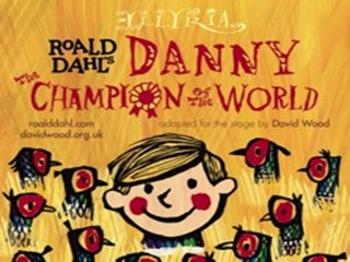 Danny Champion of the world