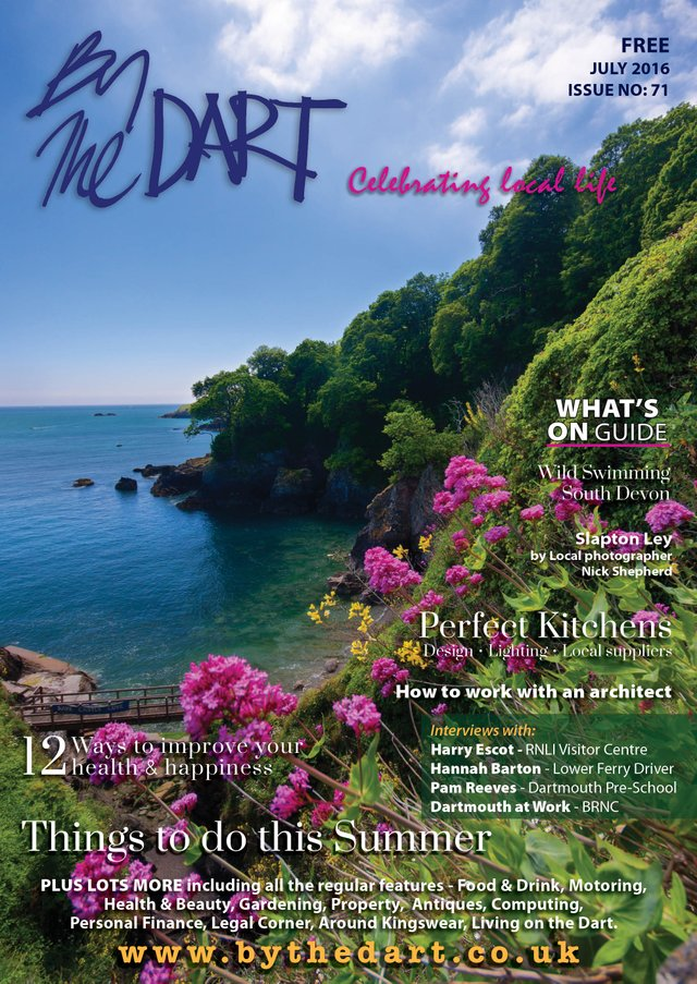 By The Dart July 2016 issue