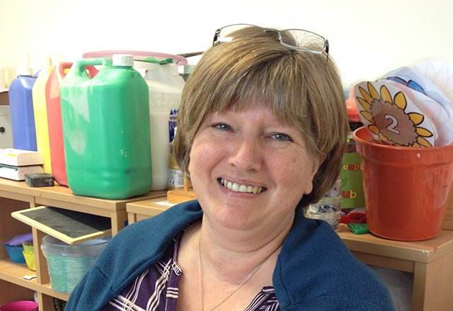 Pam Reeves, Dartmouth Pre-School
