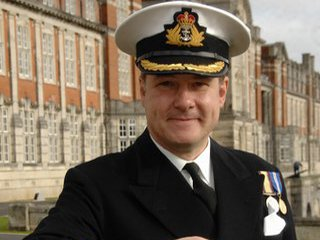 Commodore Simon Williams