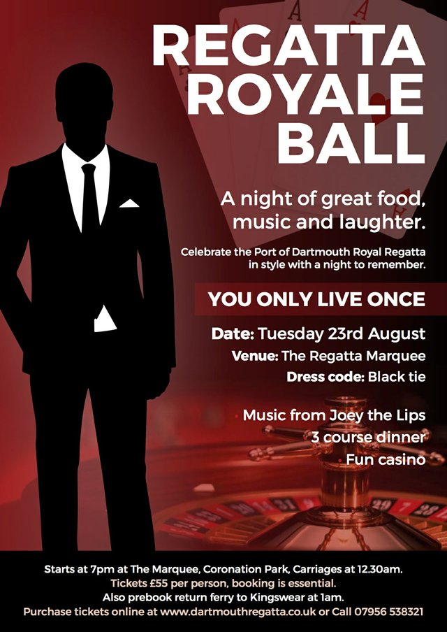 Regatta Royale Ball