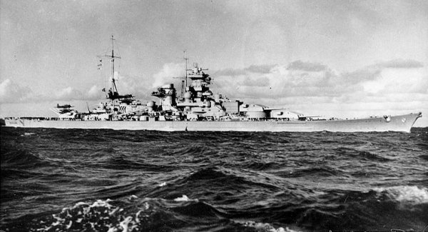 The Scharnhorst