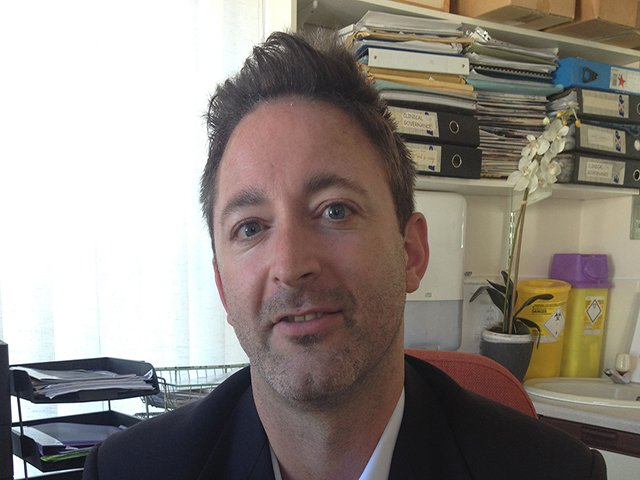 Dr Andy Freeman, Dartmouth Medical Practice