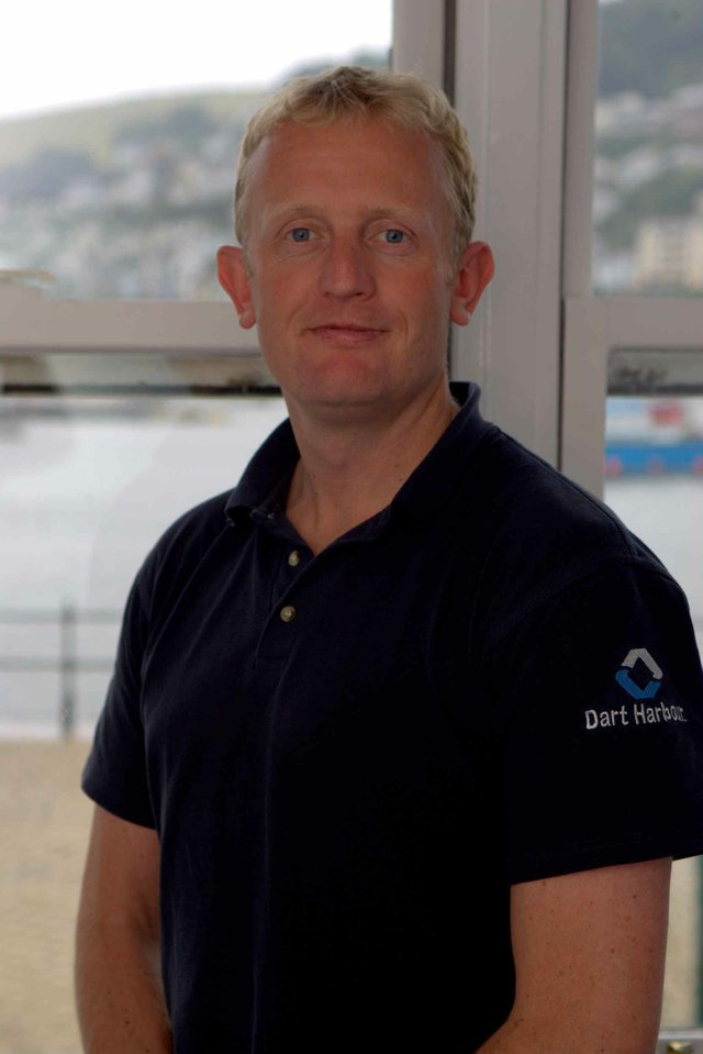 Nick Clarance, Assistant Harbourmaster 2011
