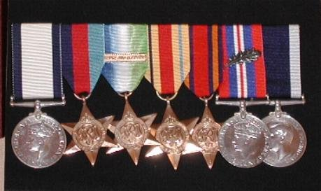 Fred Wilkes Medals