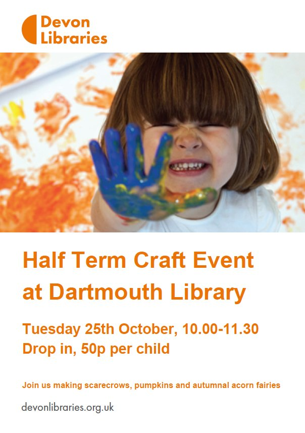 half term craft event