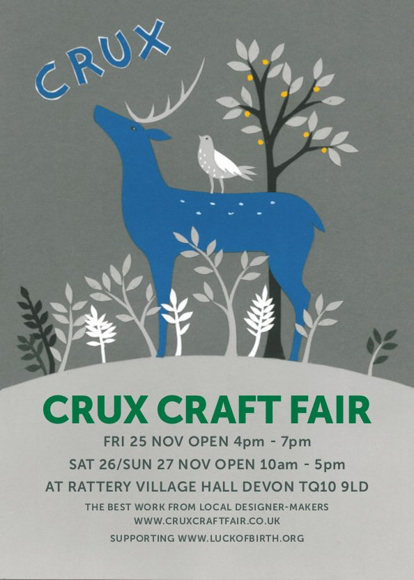 crux craft fair 2016