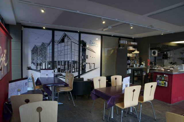 The Flavel Arts Café