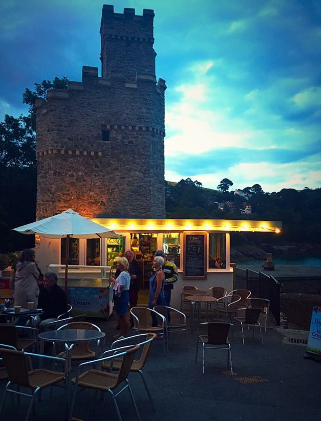 The Castle Tea Rooms, Dartmouth
