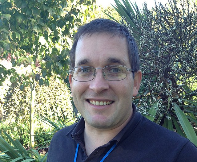 Alan White; Mobile Locality Officer - South Hams Council