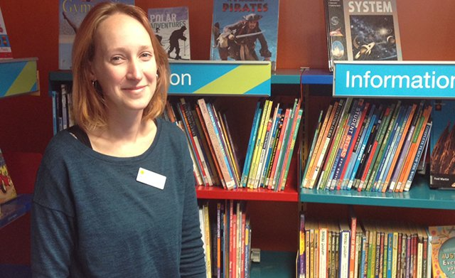 Megan Cooper - Assistant at Dartmouth Library